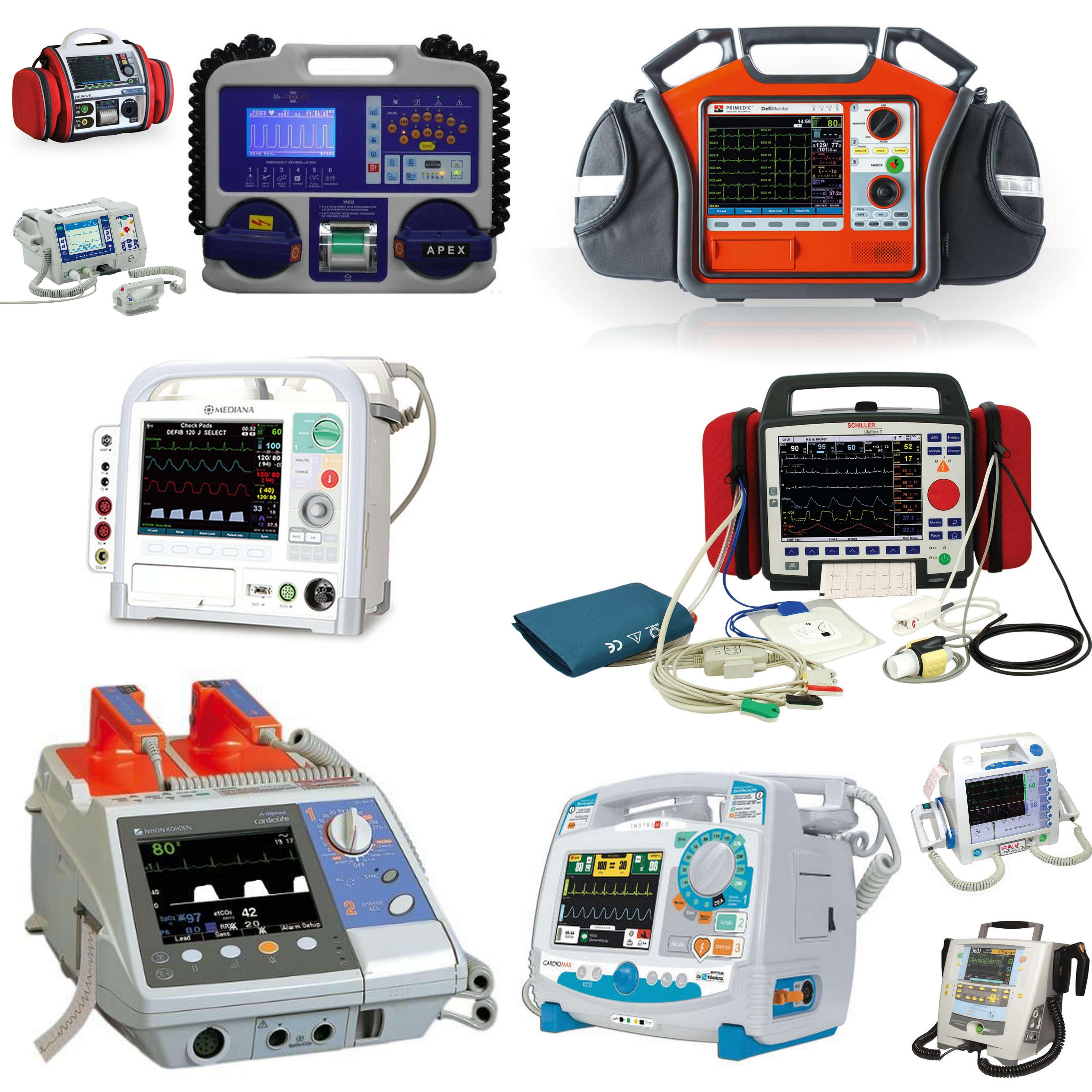 Defibrilatör