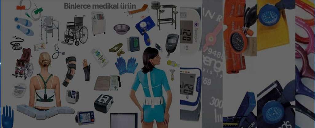 Binlerce Medikal Ürün
